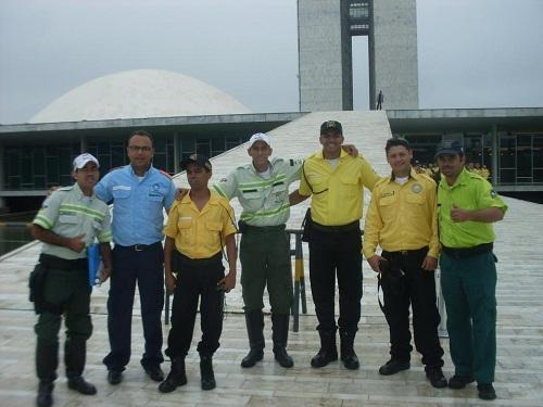 Agentes de trânsito: Mobilização Nacional rumo a Brasília