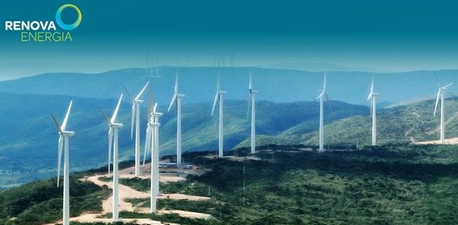 Renova Energia fecha acordos de US$107,8 mi para venda de ações na TerraForm